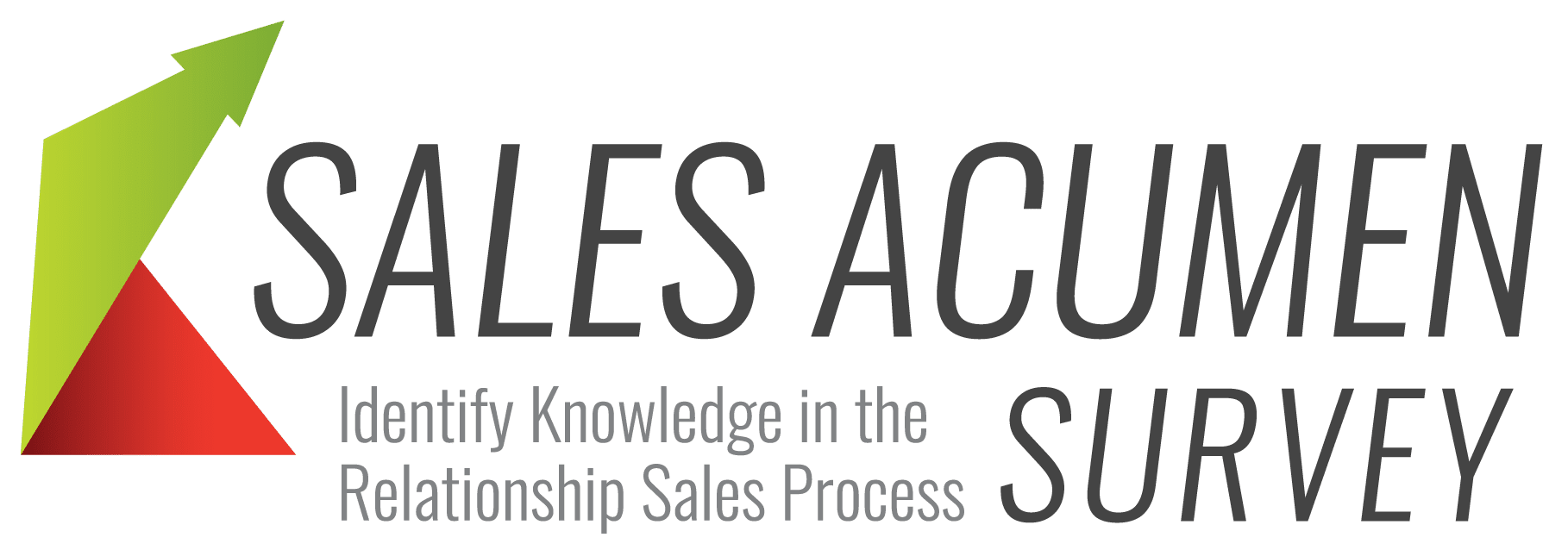 Sales Acumen Survey Logo